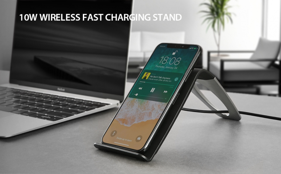 AUKEY Caricatore Wireless da 10W